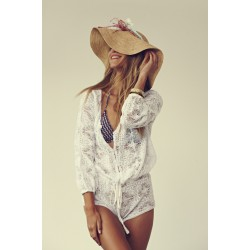 LoveShackFancy Playsuit