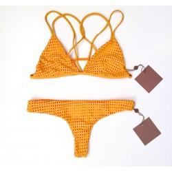 Acacia Bali Mesh Bikini Top