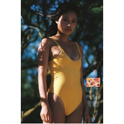 Acacia Saba One Piece Retro Paradise