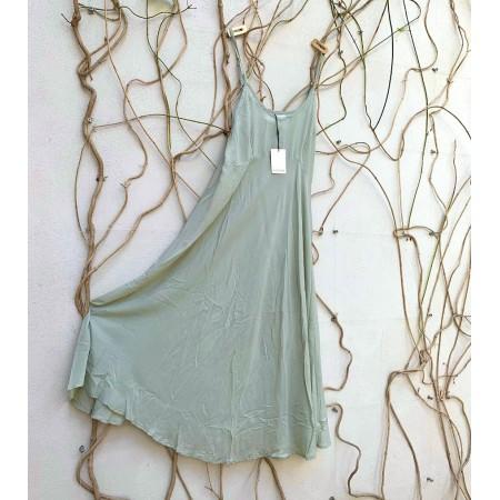 Acacia Emmett Dress Mediterranean