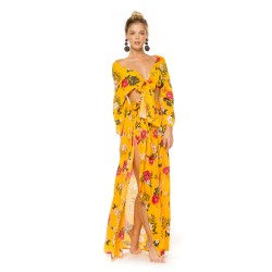 Agua Bendita Clementine Amaia Sunlight Skirt