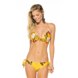 Agua Bendita Clementine Rita and Mila Bikini Set