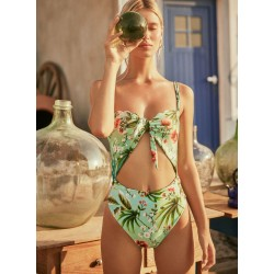 Agua Bendita Pistacchio Brooke One Piece