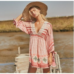 Agua Bendita Palm Springs Alex Dress