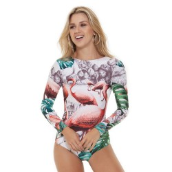 Agua Bendita Palm Springs Clara One Piece