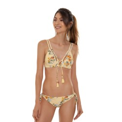 Agua Bendita Sunny Spring Mia and Mila Bikini Set