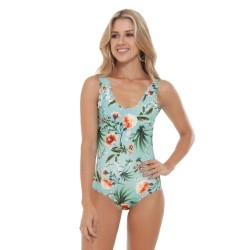 Agua Bendita Pistacchio Tina Reversible One Piece