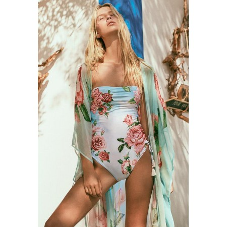 Agua Bendita Cotton Candy Sandy One Piece