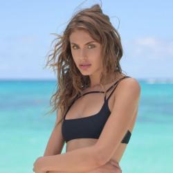 Mikoh Kapa'a Bikini Top Night