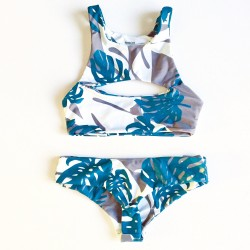 Mikoh Marrakesh and Bondi Bikini Set